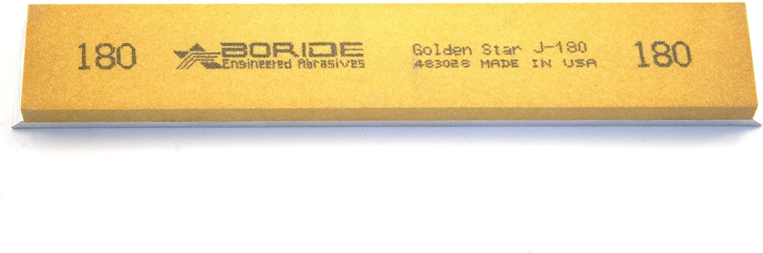 Boride Engineered Abrasives AM-8 320 grit Polishing Stones