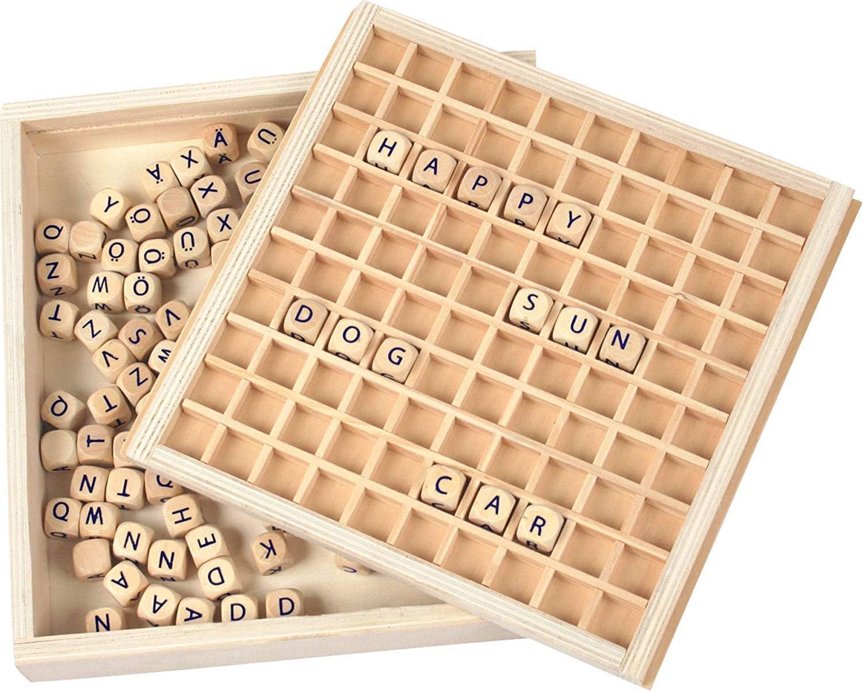 small foot company Formar Palabras: Amazon.es: Juguetes y juegos