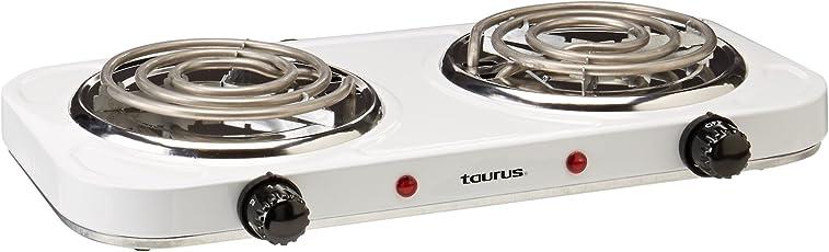 Parrilla Doble Taurus Fornax Duo 2000W 5 Temp