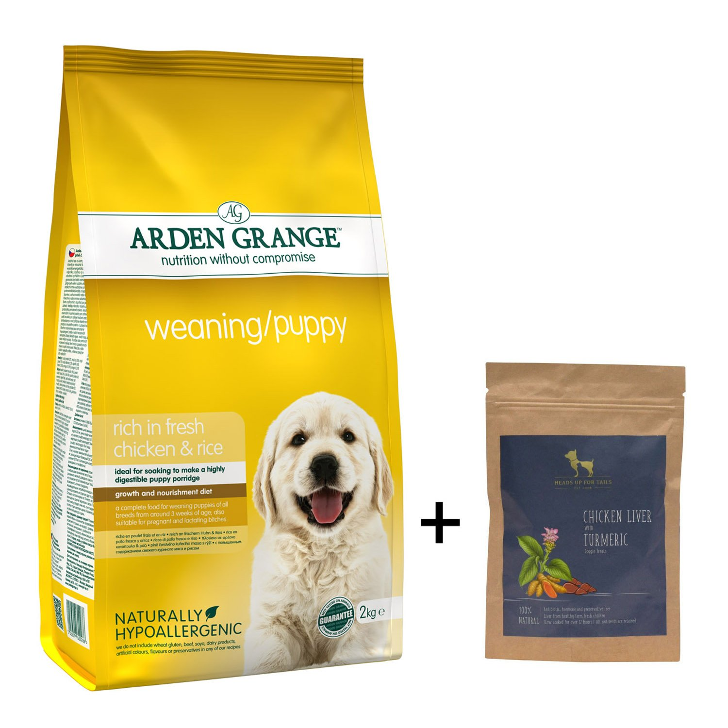 Buy Arden Grange Dog Food Weaning Puppy Food Fresh Chicken