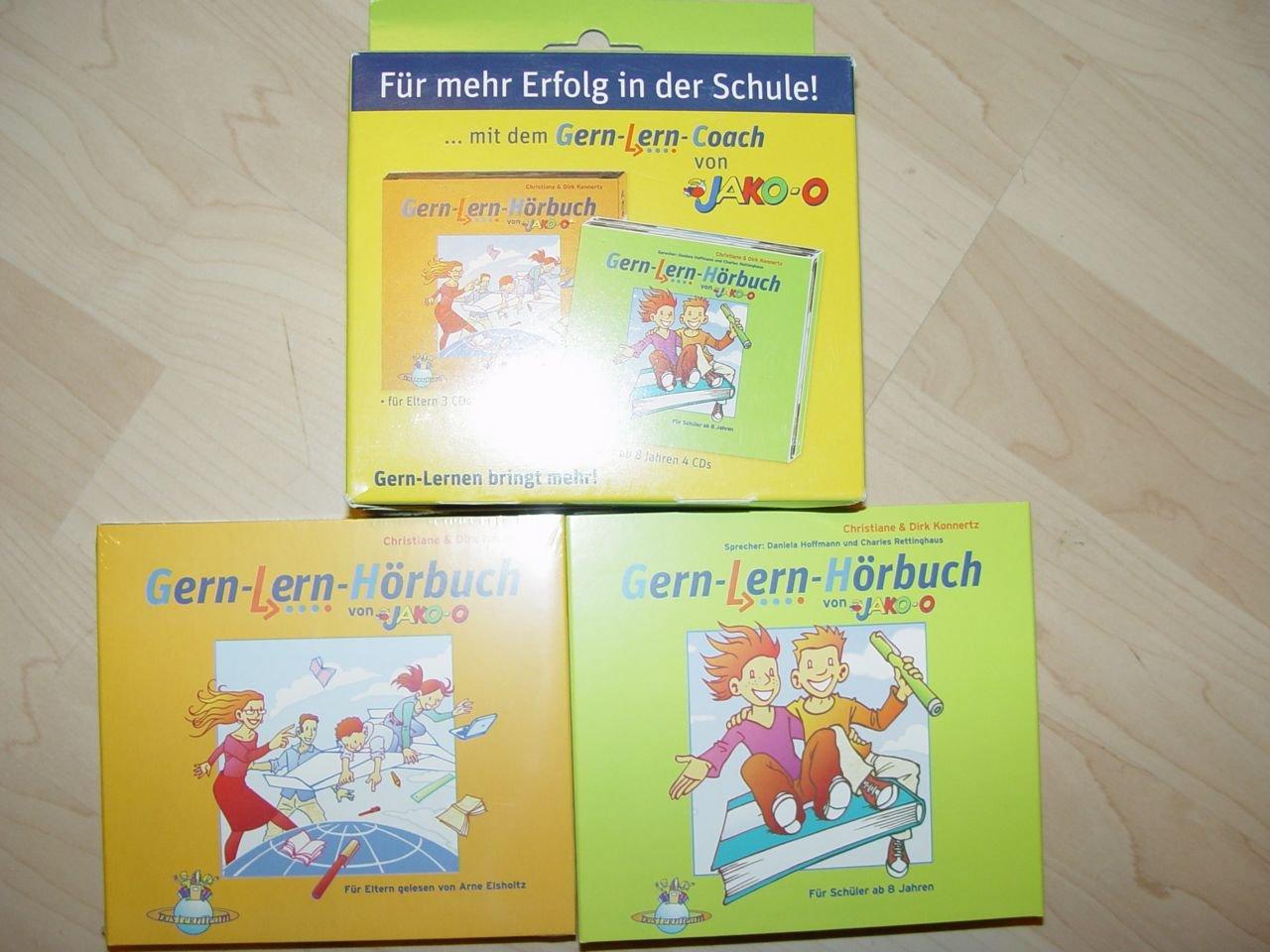 Jako-O Gern-Lern-Hörbuch - Für Schüler. Jako-O Gern-Lern-Hörbuch ...
