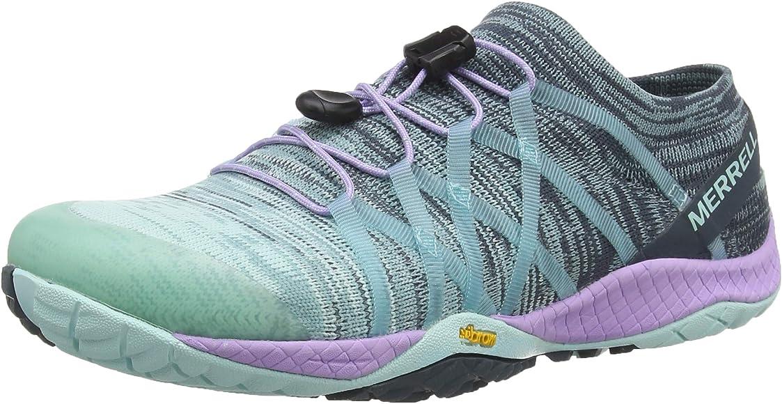 Merrell Trail Glove 4 Knit, Zapatillas Deportivas para Interior para Mujer, Verde (Aqua), 36 EU: Amazon.es: Zapatos y complementos