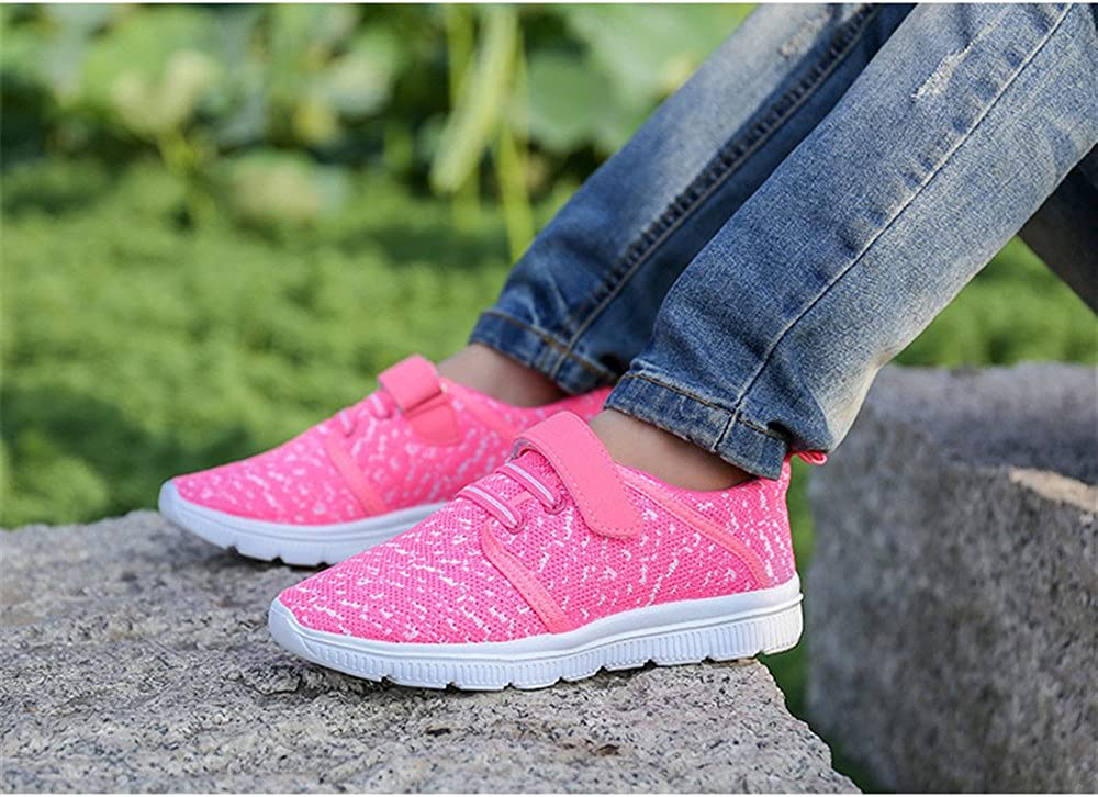 SUNNY Store Boys Girls Canvas Shoes Kids Lace up Casual School Outdoor Walking Sneakers