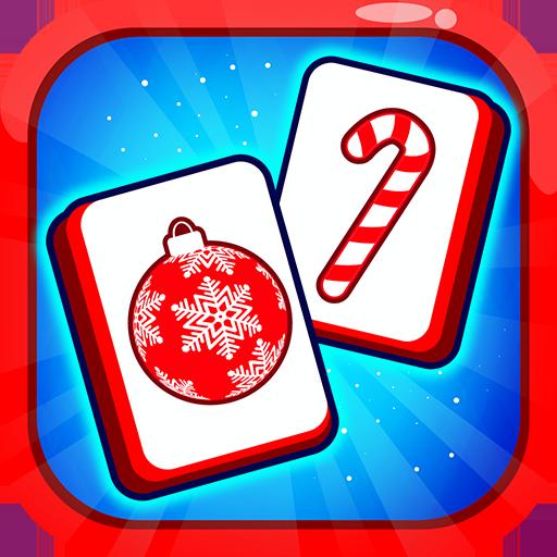 Mahjong Deluxe - Christmas Fun