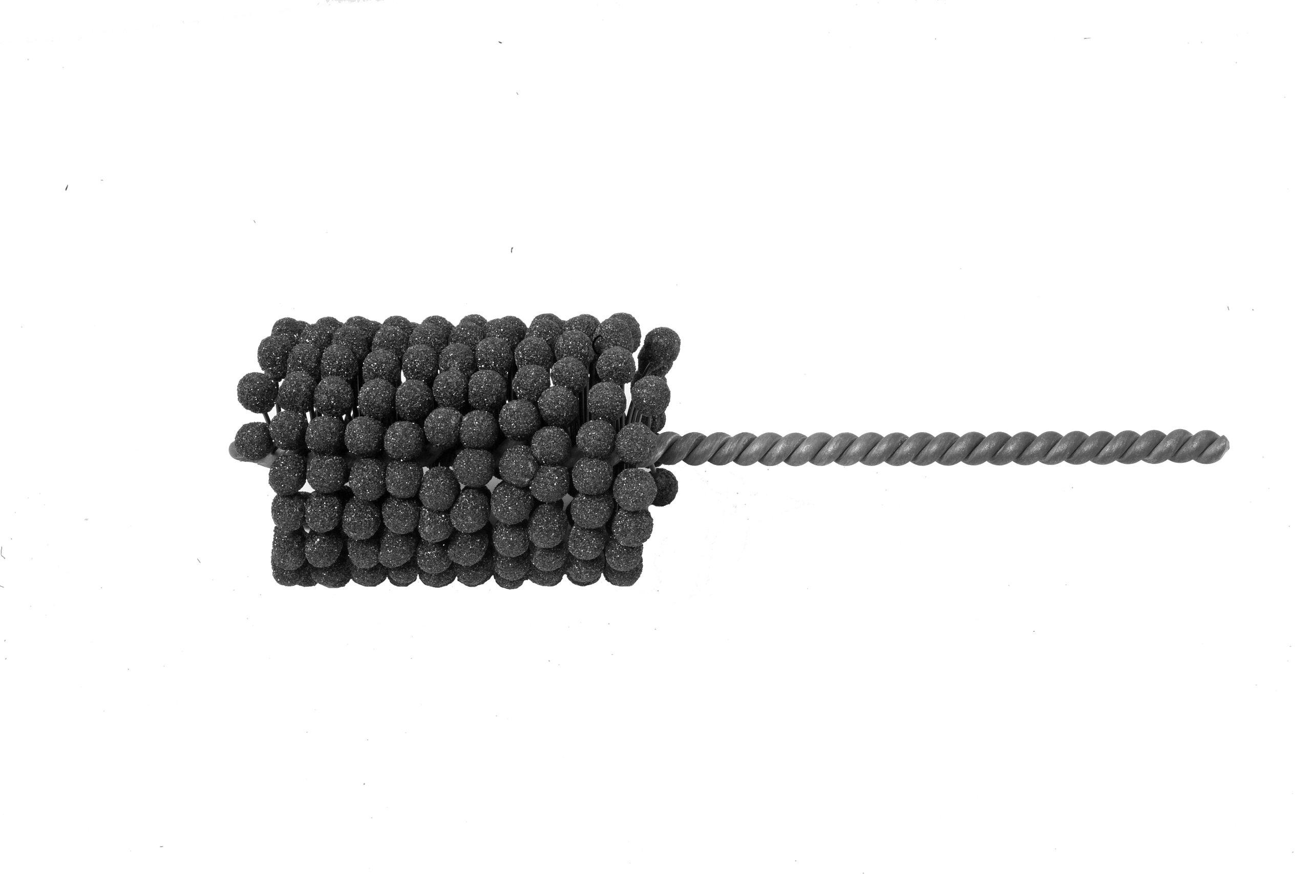 Osborn 77378SP NovoFlex Honing Tool, Silicon Carbide, 1200 rpm, 2.5'' Hole Diameter, 2.75'' Item Diameter, 0.25'' Shank Diameter
