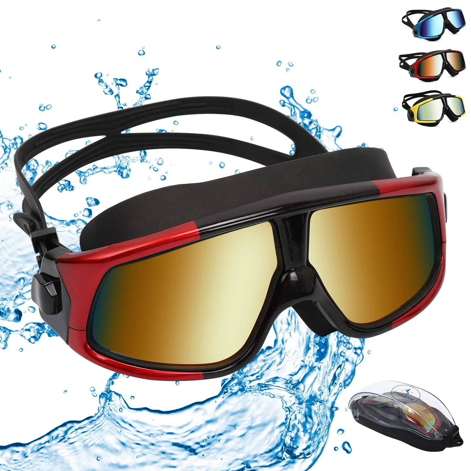 Great swimming googles