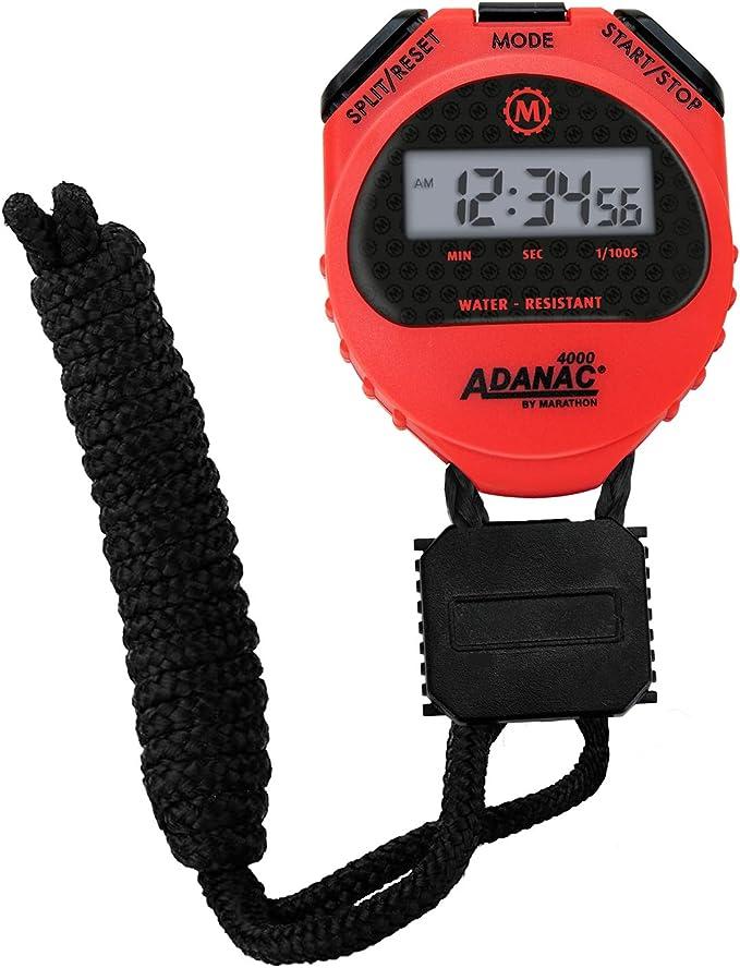 Cronómetro Deportivo Digital LCD Temporizador Atletismo Natación Alarma XL-020