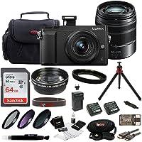 Panasonic Lumix GX85 Mirrorless Camera (Premium Bundle)