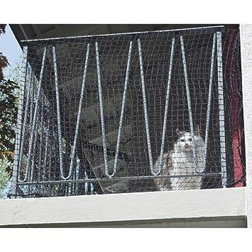 Katzenschutz Netz Schutznetz Katzen Netz Freigang Auslauf Balkonnetz