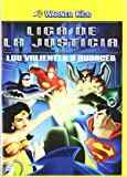 Liga De La Justicia: Los Valientes Y Audaces [DVD]