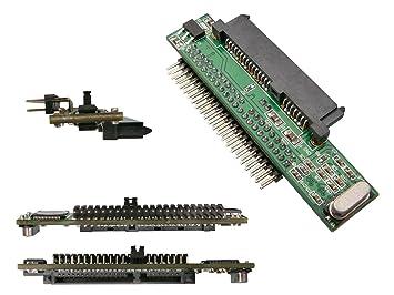Kalea Informatique - Convertidor adaptador de disco duro (SATA a puerto IDE de 2,
