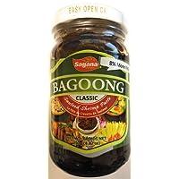 SAGANA BAGOONG CLASSIC SAUTEED SHRIMP PASTE 2 PACK 250Gr (8.8 Oz)