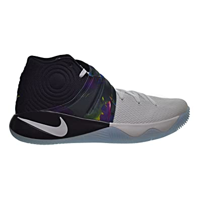 514155bde5776 Nike Kyrie 2 Men's Shoes White/Black/Volt 819583-110 (10.5 D