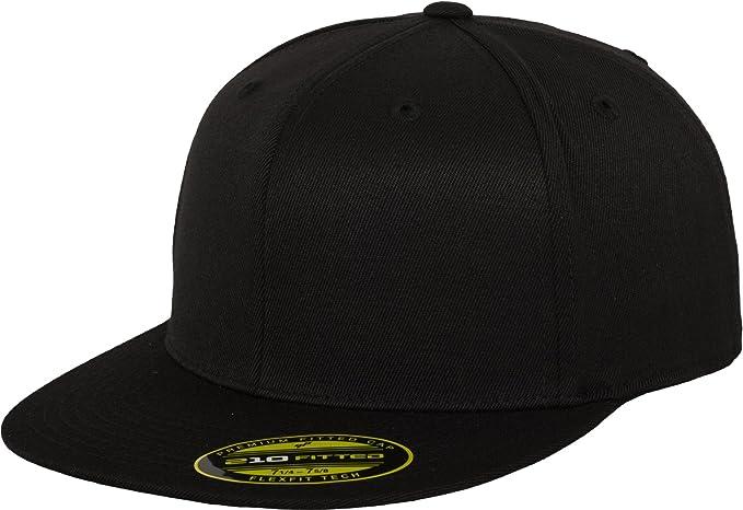Flexfit Premium Flatbill Cap Fitted 6210