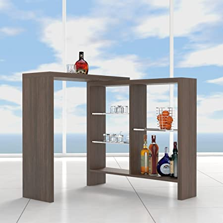 VEcaitaly Mini Bar Mobile Furniture Design In High Quality Wood MADE