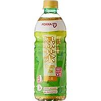 Pokka Jasmine Green Tea, Jasmine, 500 ml (Pack of 24)