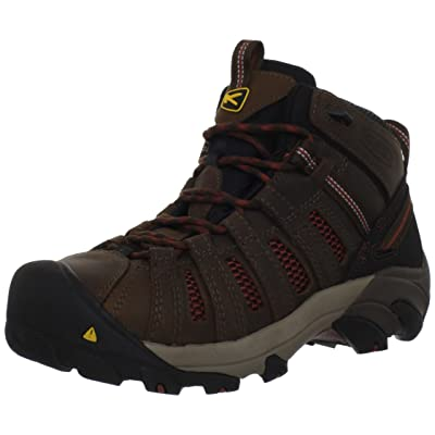 KEEN Utility Flint Mid Work Boot