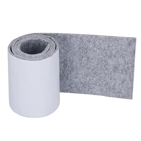 Felt Pads Floor Protector Furniture Feet Self Adhesive Sticky Back Square /&Round