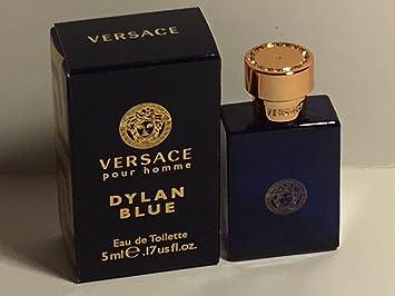 10442b670c5 Amazon.com   Versace Dylan Blue Mini Eau de Toilette Splash for Men ...