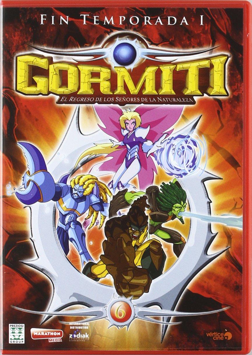 Gormiti (1ª Temporada 2ª parte) [DVD]: Amazon.es: Silvana Zancolo: Cine y Series TV