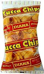 Prodiana Yuca Snacks 2.5 oz - Chips (Pack of 1)