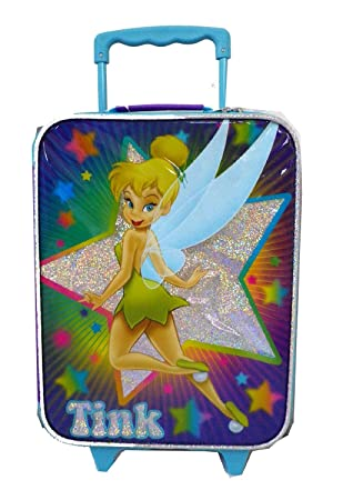 Disney Maleta TinkerBell - Funda piloto de viaje - Equipaje de viaje Tinker Bell: Amazon.es: Equipaje