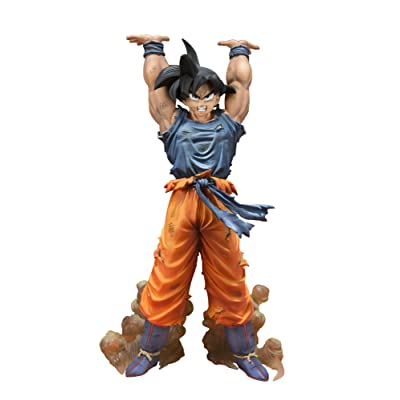 Bandai Tamashii Nations Figuartszero Figurine San Goku Sipirit Bomb Ver Dragon Ball Z