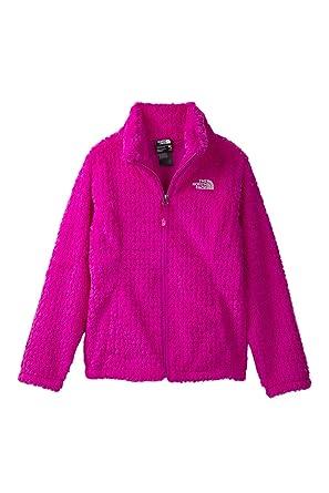 Amazon.com  The North Face Girls  Laurel Fleece Full Zip (Little Big ... 63dd61114
