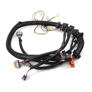 Amazon com: Gm LS1 LS6 24-Tooth Black Crank Sensor Wiring