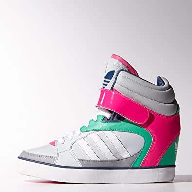 quality design 4b166 89193 adidas Amberlight Wedge Sneaker Amazon.co.uk Shoes  Bags