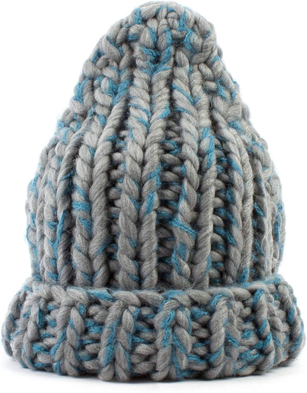 Hat Women Winter Warm Mixed...
