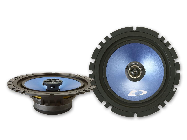 Alpine SXE 17C2 Auto-Lautsprecher, Schwarz/Blau SXE-17C2