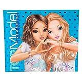 TOPModel 8093 - Freundebuch Motiv 1, blau