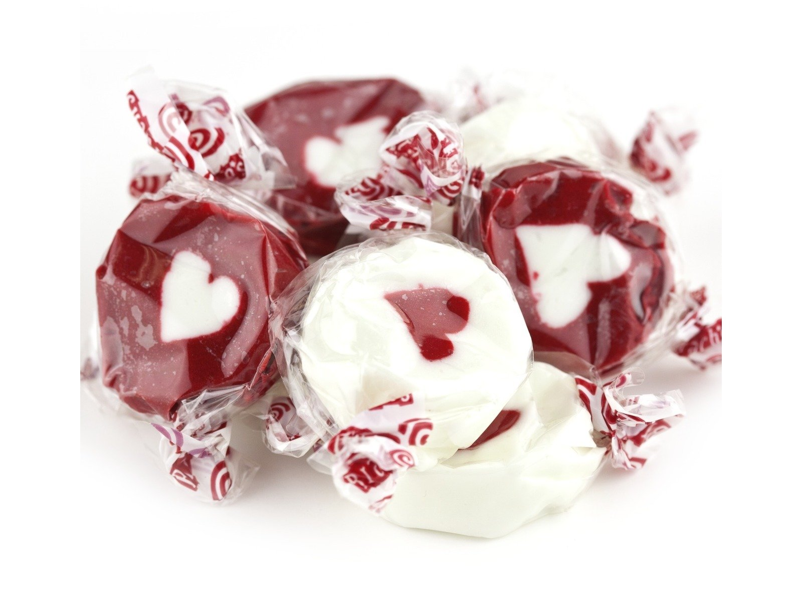 Valentine Nougats Brach's Peppermint Nougats 5 pounds Brachs Nougats by Brach's