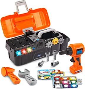 VTech Drill and Learn Toolbox Amazon Exclusive
