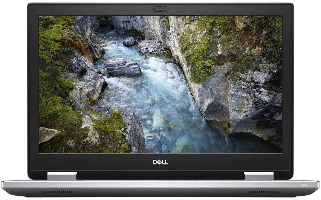 """Dell Precision 7540 Mobile Workstation - 15.6"""" FHD IPS W/ IR Camera - 2.5 GHz Intel Core i5-9400H Quad-Core - 8GB DDR4 - 256GB SSD - Quadro T1000 4GB GDDR5 - Win10 pro"""