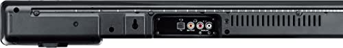 Yamaha YAS-203 Sound Bar with Bluetooth and Wireless Subwoofer