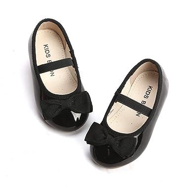 Amazon.com: THEE BRON Mary Jane - Zapatos de ballet para ...