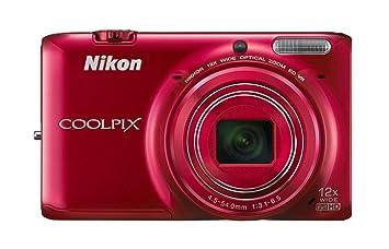 Download Drivers: Nikon Coolpix S6500 Digital Camera