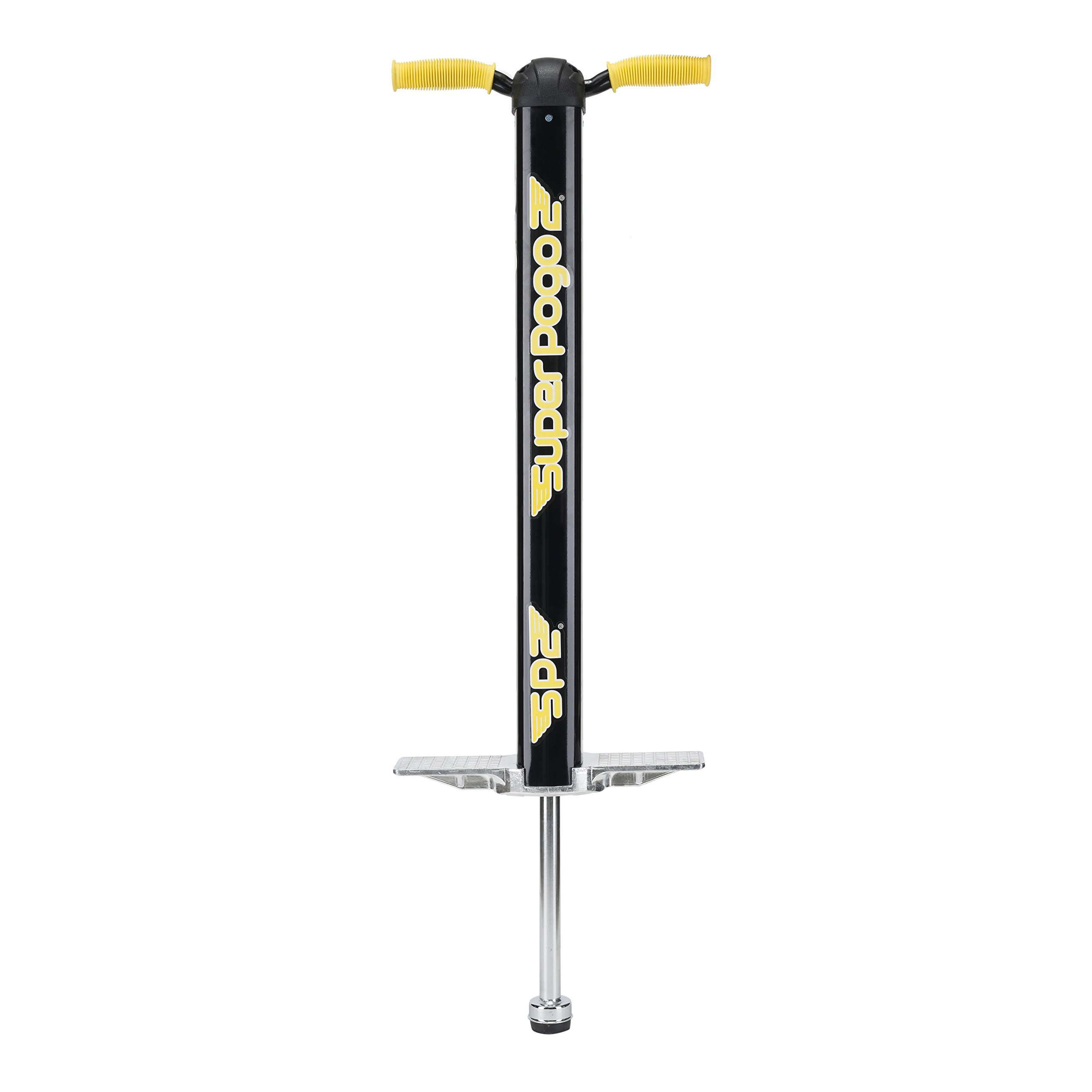 Flybar Super Pogo 2 - Pogo Stick for Kids and Adults 14 & Up Heavy Duty for Weights 90-200 Lbs by Flybar