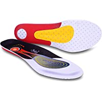 Helios Cycling Insoles Sport Insoles Metatarsal Supporting Heat-mouldable Insoles Full Length