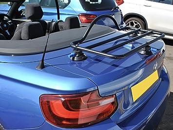 No Clamps No Straps No Brackets No Paint Damage Pontiac Solstice Trunk Luggage Rack Unique Design