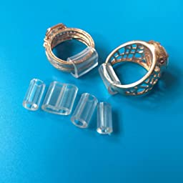 Izyaschnye wedding rings Wedding ring too big solution