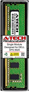 A-Tech 4GB RAM for DELL XPS 8920 | DDR4 2400MHz DIMM PC4-19200 288-Pin Non-ECC UDIMM Memory Upgrade Module