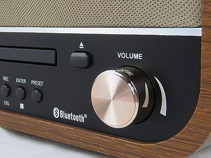 Roadstar HRA1782DBT - Radio (Personal, Digital, Dab,Dab+,FM, 240 W ...