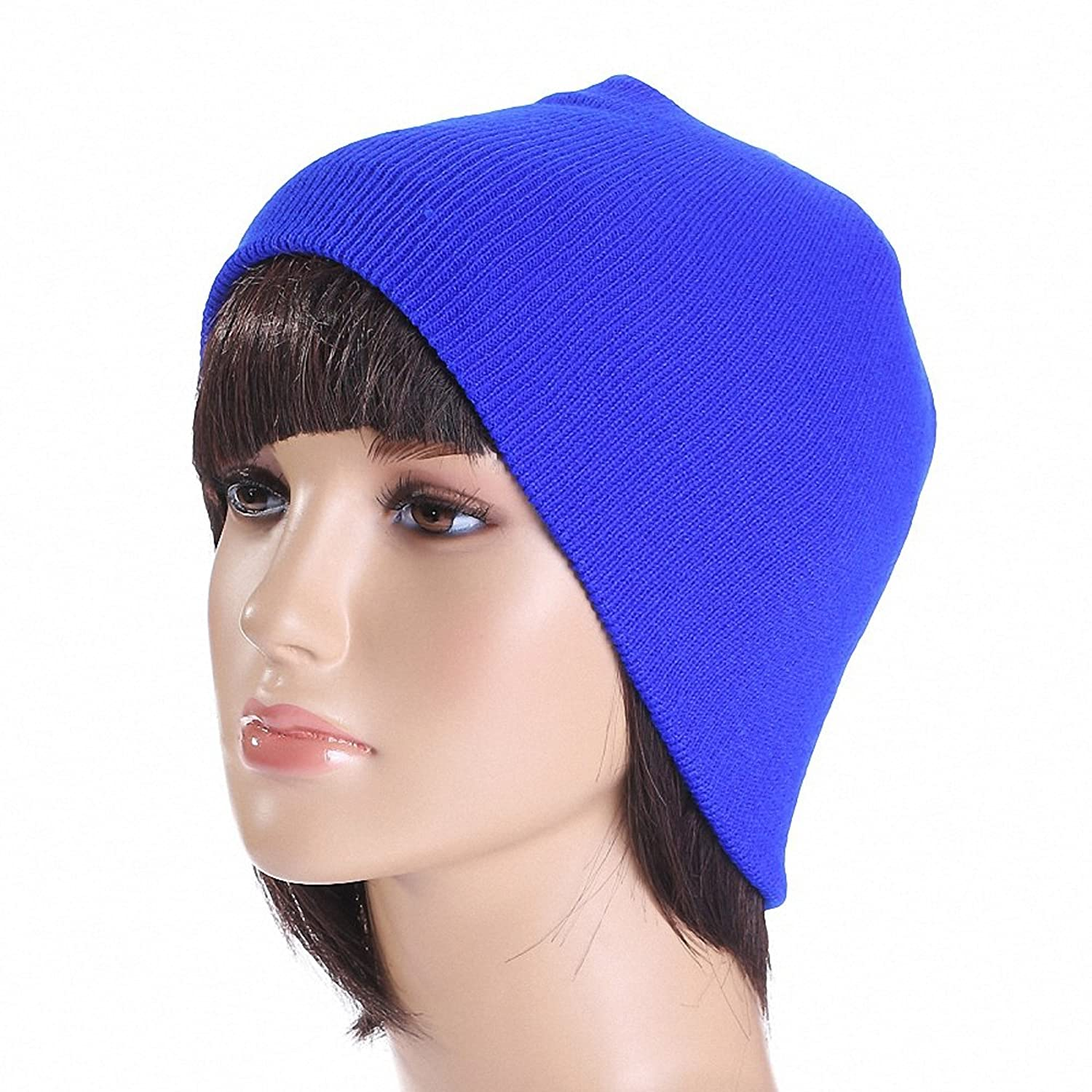 Maoko Winter Daily Beanie Hats / Knit Skull Cap for Cold Weather (6 colors)