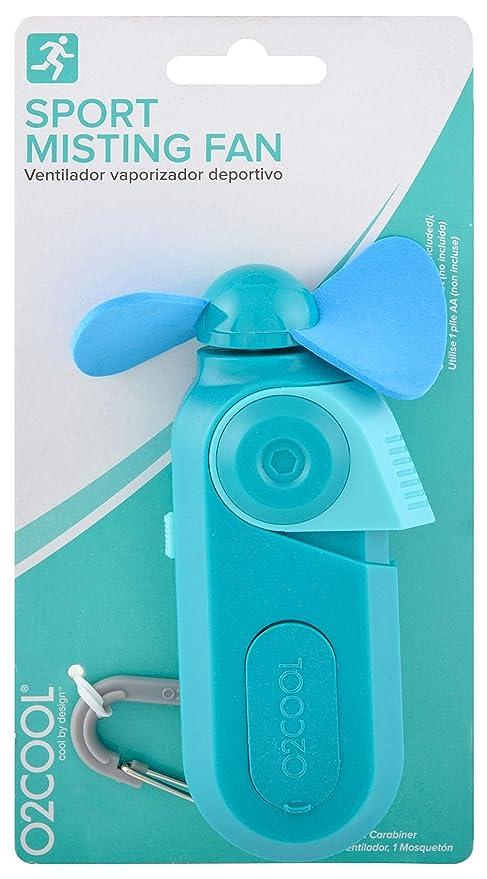 Amazon.com: O2COOL FMS000300E002TEA Personal Mini Fan ...