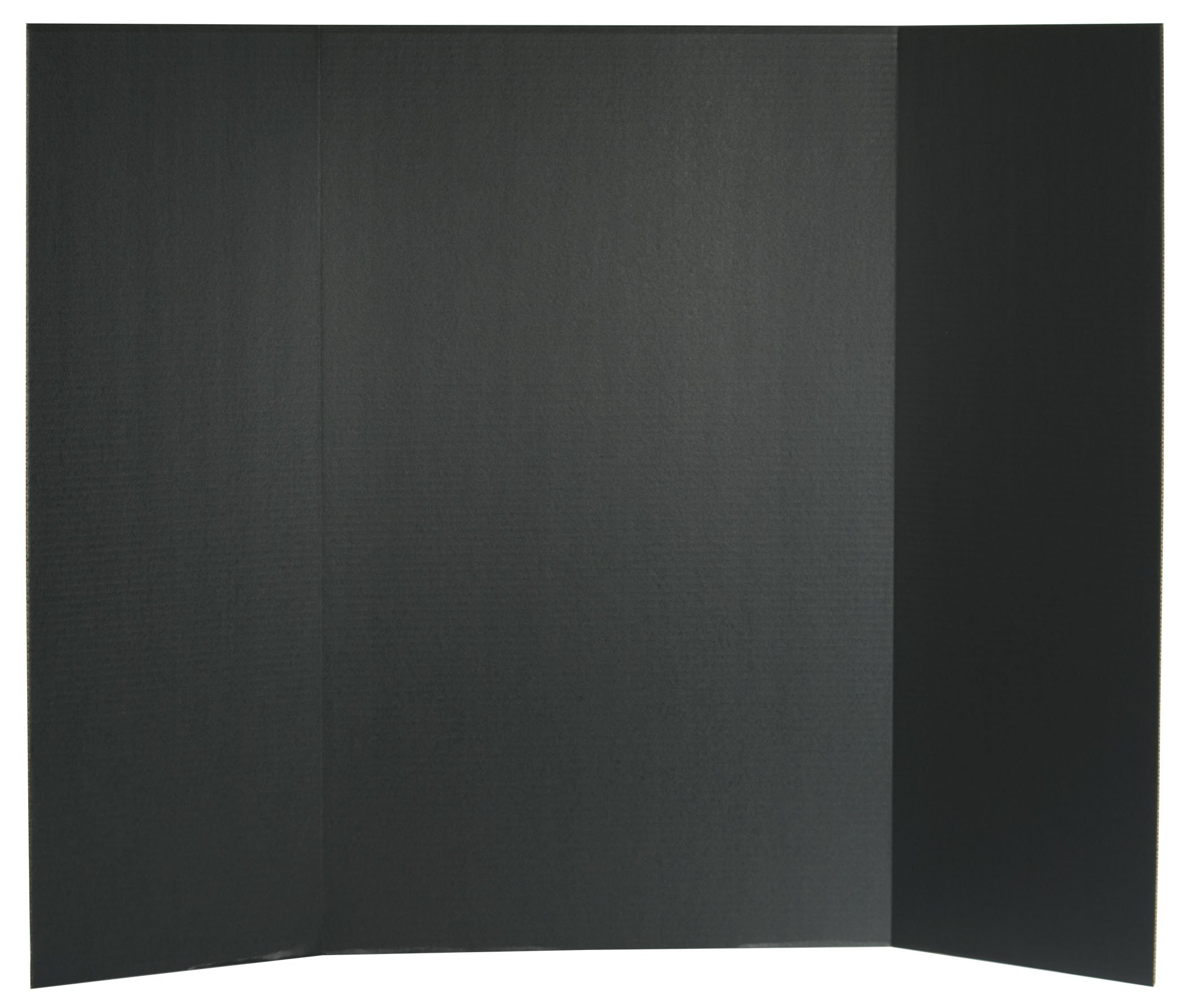Flipside Products 30067 Project Display Board, Black (Pack of 24)