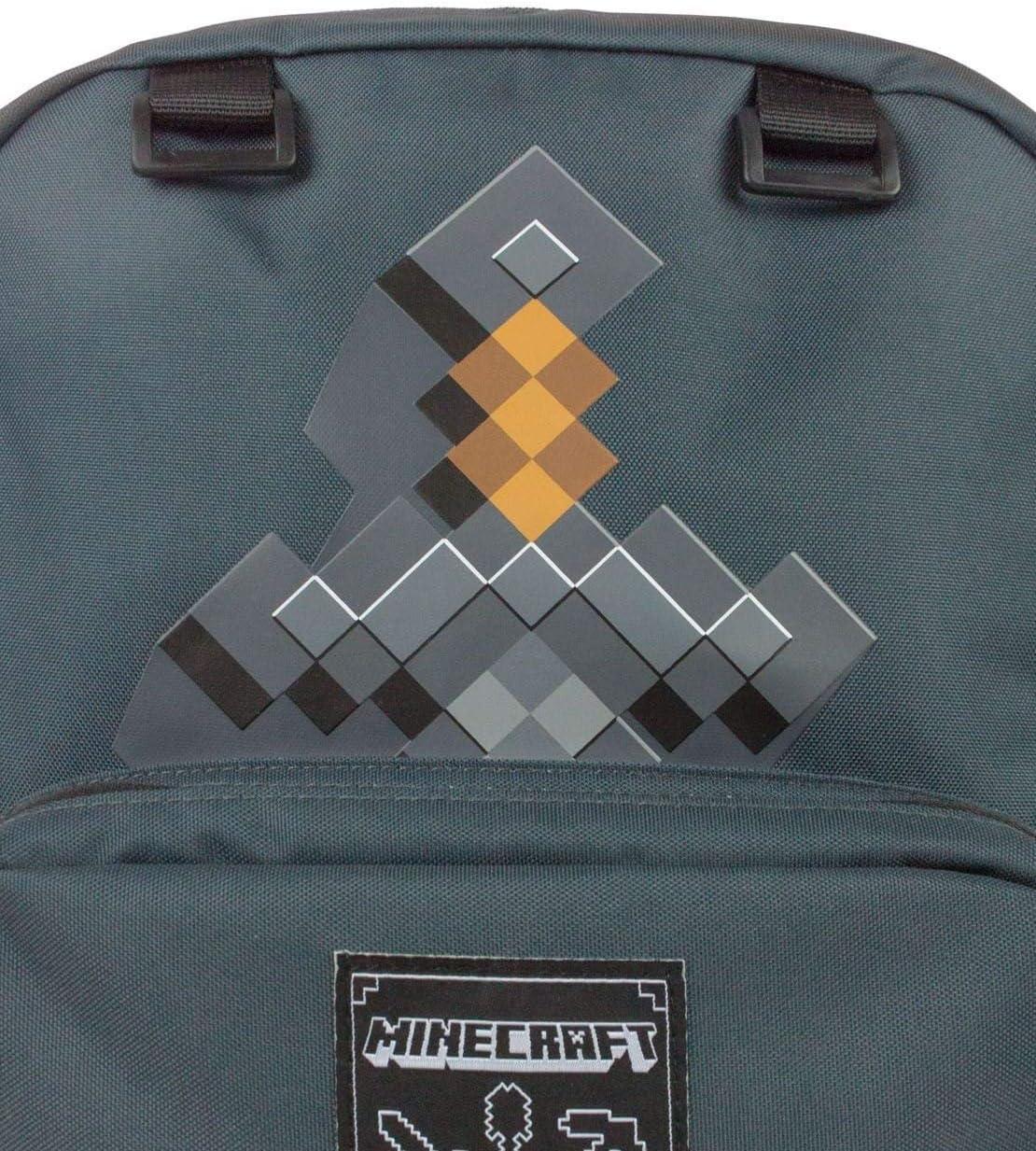 Jinx Minecraft Backpack Bagage Enfant 44 Centimeters Multicolore Various