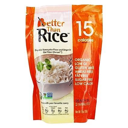 Mejor que los alimentos – harina de Konnyaku orgánica y ...